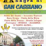 volantino San Cassiano